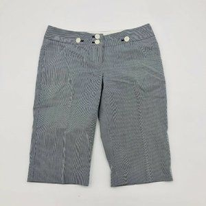 The Limited Size 0 Drew Fit Bermuda Shorts 798